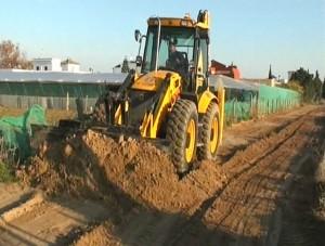 La delegación de Agricultura repara los caminos rurales del término municipal