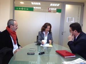 Chipiona se integrará en el consorcio de transportes para hacer realidad el plan de movilidad urbana