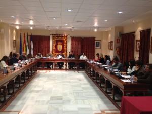 El pleno aprueba la constitución de una comisión para investigar las subvenciones desde 2004 a 2011