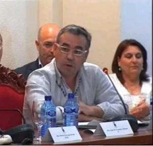 Izquierda Unida denuncia la abstención del grupo socialista  en una moción que propone respeto y buenas formas entre los concejales  del pleno del Ayuntamiento de Chipiona.
