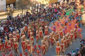 La Delegación de Fiestas publica los Premios de la Cabalgata de Carnaval 2012 y del Certamen de Popurrit