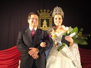 Fiestas innova en el Pregón y la Coronación que se trasladó a la plaza de Andalucía