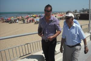 El Ayuntamiento se suma la petición de la Medalla al Merito al Trabajo para el ingeniero de costas Lorenzo Fages Antiñolo