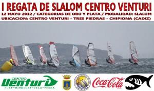 El Centro Vénturi organizará en mayo una Regata Slalom de Windsurf