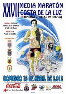 La Media Maratón Costa de la Luz volverá a unir más Chipiona y Rota el próximo 15 de abril
