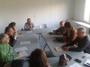 Antonio Peña anuncia que Demarcación de Costas proyectará y ejecutará la recuperación del Humedal de Regla