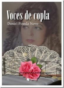 Librerías Beta y Guadalturia Ediciones convocan la presentación del  libro Voces de copla de Daniel Pineda Novo