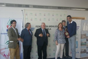 Celebrada gala andaluza de vela con participación chipionera