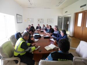 160 efectivos velarán por la seguridad en la vigésimo séptima Media Maratón Costa de la Luz