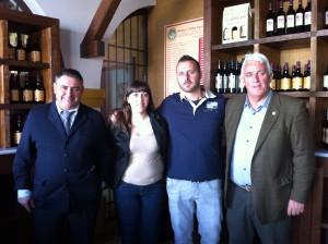 Los participantes en el Día Internacional de Rocío Jurado visitarán el Museo del Moscatel de la Cooperativa Católico Agrícola