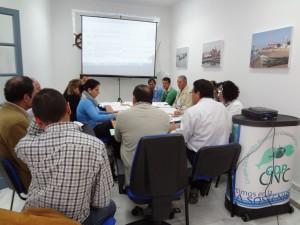 El Grupo de Desarrollo Pesquero Comarca Noroeste apuesta por proyectos que contribuyen al desarrollo sostenible del territorio