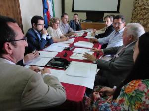 Empresarios y constructores de obra civil se reúnen en Chipiona