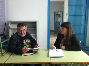 Educación estudia reubicar a los alumnos del centro de adultos en un solo edificio