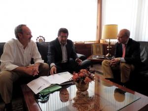Zona Franca y el Ayuntamiento de Chipiona ultiman un proyecto de cinco naves nido para empresas