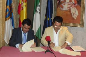 Diputación contribuirá a la financiación de la transferencia, transporte y tratamiento de la basura