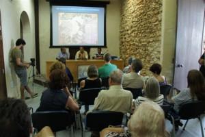 """La conferencia """"Un paseo por Regla (Cuba),325 años de historia, toda una lección de hermanamiento.-"""