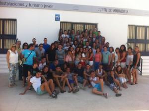 Sesenta jóvenes de la iniciativa provincial Creando Futuro participan en el Encuentro Juvenil por la Participación Social