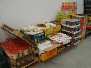 AMUEL y Bienestar Social colaboran para que familias necesitadas accedan a productos del Banco de Alimentos de Cádiz