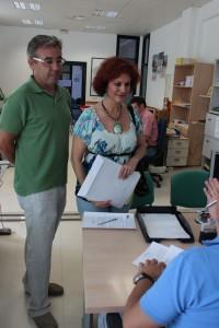 Izquierda Unida de Chipiona propone un plan de  empleo durante un mes y el PP lo  paraliza en la  comisión informativa.