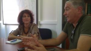 Izquierda Unida de Chipiona tiene una reunión con la oficina técnica  de urbanismo para mejorar la propuesta actual en la urbanización de Los Quemados.
