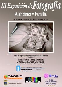 Convocada la Exposición de Fotografía «Alzheimer y Familia»