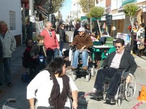 Chipiona conmemorará el Día de la Discapacidad con el lema Ponte en mi lugar