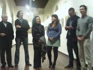 Cultura ofrece una exposición de María José Asián en la sala del Castillo
