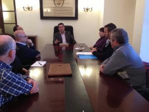 Antonio Peña confirma a ACITUR que habrá alumbrado navideño