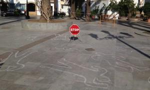 Chipiona aboga por amar con buenos tratos en el Día Internacional contra la violencia hacia las mujeres