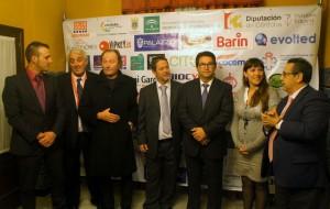 El Alcalde y los delegados de Cultura y Turismo asisten a un homenaje benéfico tributado en Córdoba a Rocío Jurado