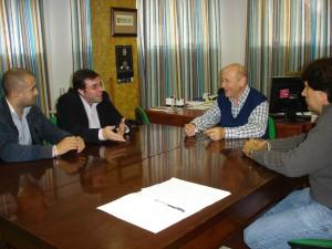 El Partido Andalucista reclama a la Junta que liquide su deuda con AFANAS