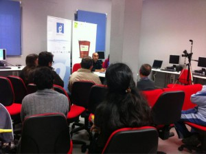 El centro Guadalinfo de Chipiona ofreció ayer una conferencia en streaming para todos los de Andalucía