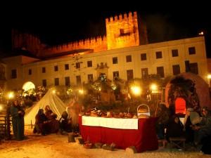 Los pueblos de Cádiz recrean la vida cotidiana de Belén con más de 1.600 actores