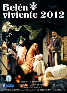 El Belén Viviente de Chipiona crece en su segunda edición