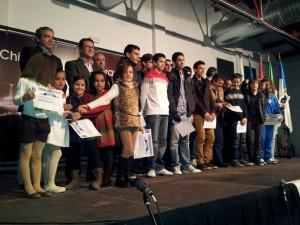 El deporte local se une en el estreno de los Premios Chipiona Ciudad del Deporte