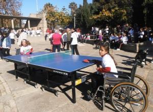 Chipiona celebra el Día Internacional de la Discapacidad con una jornada de actividades y convivencia