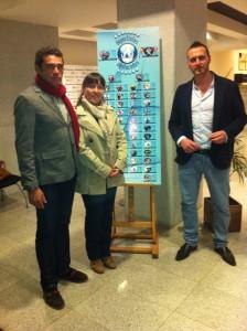 Sara Pastorino e Ignacio López distinguidos en la Gala del Deporte Provincial