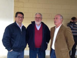 Antonio Peña traslada la problemática del campo chipionero al Ministro de Agricultura