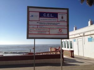 Firmado el acta de inicio de las obras de remodelación del paseo Costa de la Luz