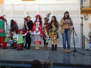 La Delegación de Educación valora muy positivamente la participación escolar en las actividades de carnaval