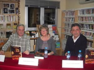 Presentar la Ultima noche en Marrakech es una experiencia fascinante. Sarah Avenzoar estaba feliz.
