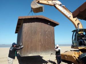 La playas de Regla y La Cruz del Mar ponen en funcionamiento sus servicios desde esta Semana Santa