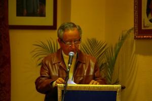 Juan Luís Naval invitó a los andaluces a renovar el compromiso con su tierra con motivo del 28 de febrero