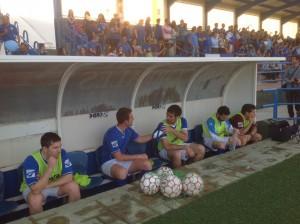 El Chipiona Club de Fútbol asciende a primera andaluza a falta de dos partidos