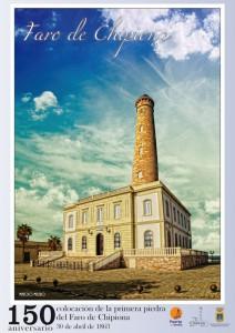 Conferencias, exposiciones y visitas guiadas en el 150 aniversario de la primera piedra del Faro de Chipiona