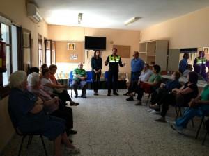 El Ayuntamiento de Chipiona realiza un programa específico de educación vial para mayores