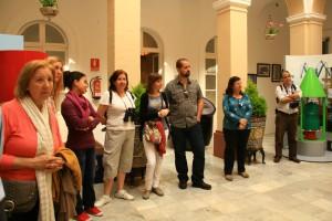 La Asociación de Amigos de los Faros de Andalucía visita el Faro de Chipiona con motivo de su 150 Aniversario