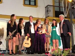 Chipiona celebró el sábado la séptima edición del Día Internacional de Rocío Jurado