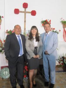 Sema Miranda y Joaquín Gómez exaltan la tradición de las Cruces de Mayo con un recorrido por diez años de pregones