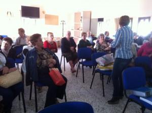 Finaliza el primer programa específico de educación vial para mayores